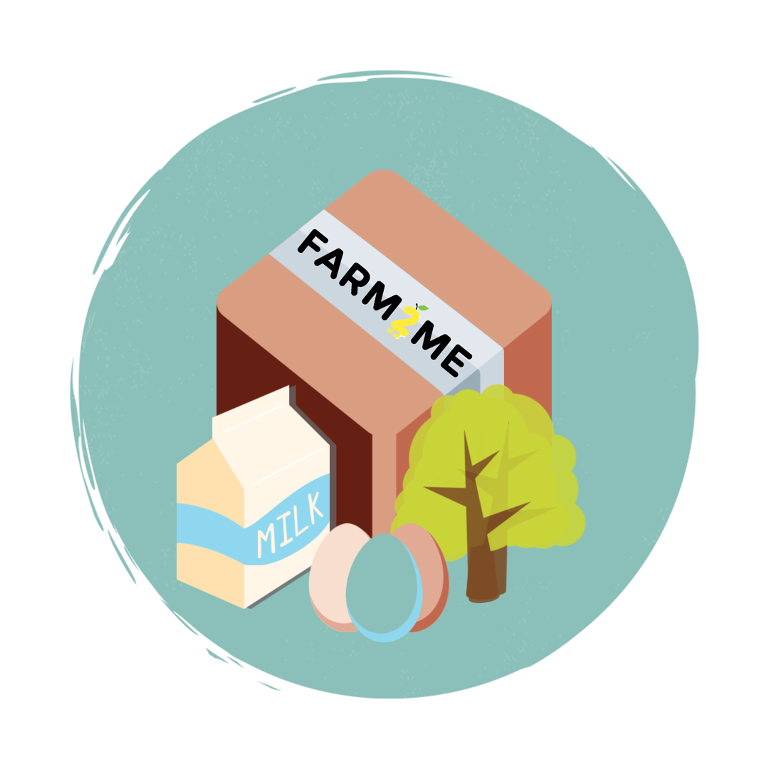 Farm2Me Delivery to Your Door or Office